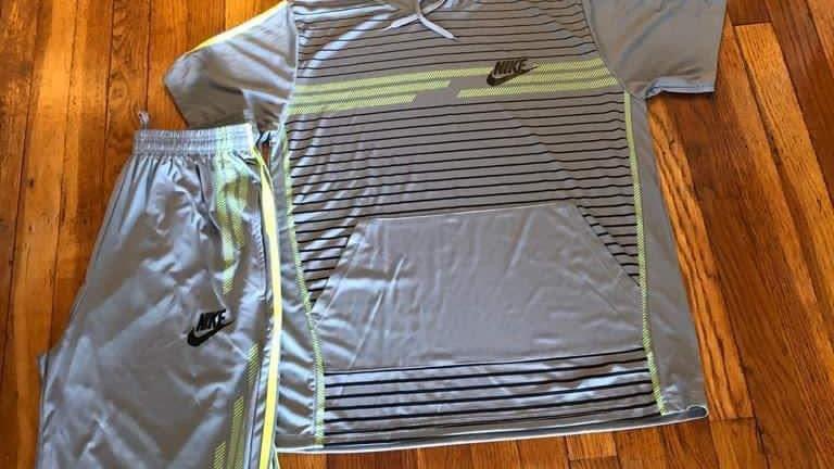Men Nike short set