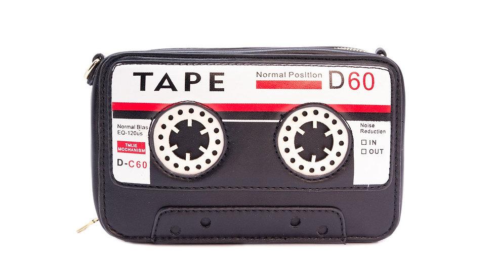 Play a Tune Cassette Tape Handbag
