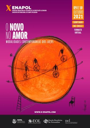 X ENAPOL - O novo no amor. Modalidades contemporâneas dos laços