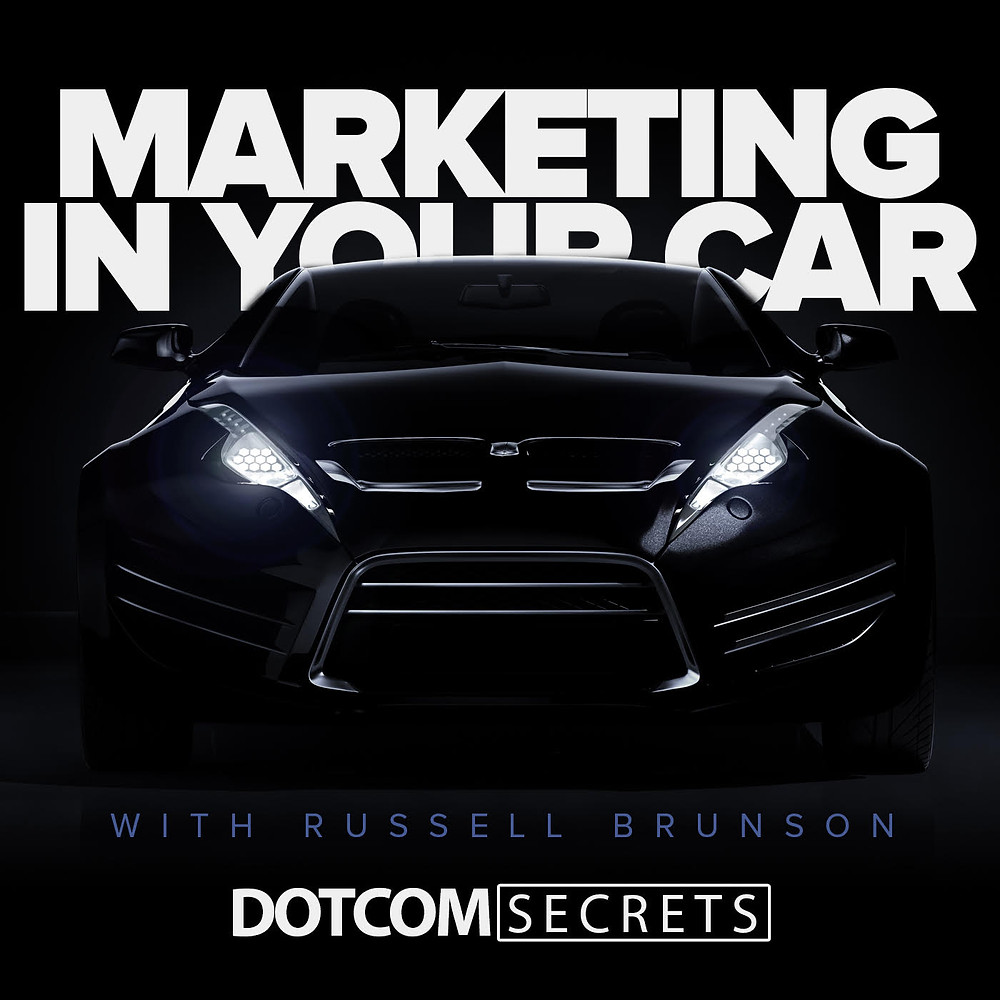 this image shows marketing in your car