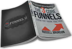 this image shows funnel university monthly