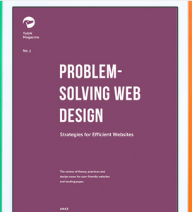 this is an image of our problem solving web design book