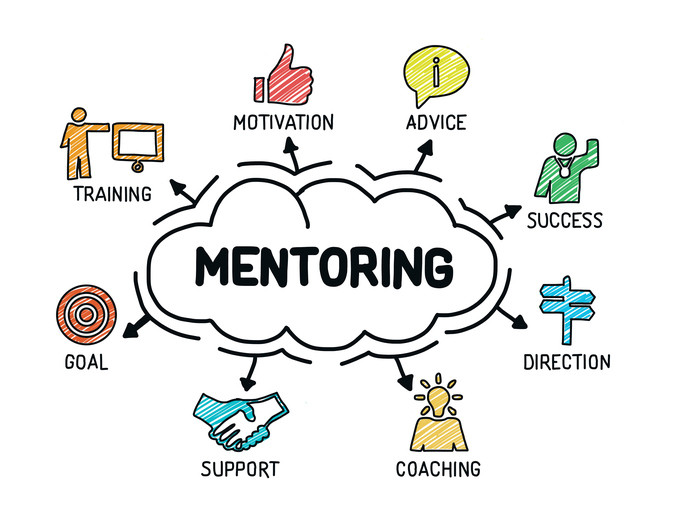 This image shows my free mentorship program