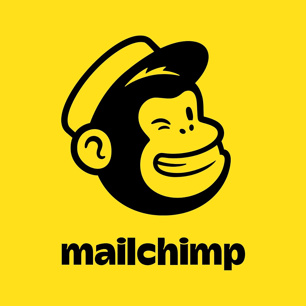 this image shows mailchimp