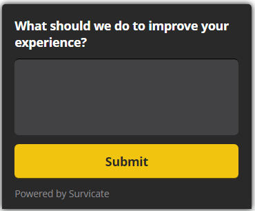 this image shows a clickfunnels exit survey
