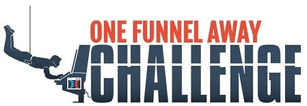 this image shows the one funnel away challenge