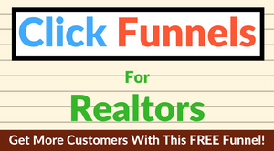 this image shows clickfunnels for realtors