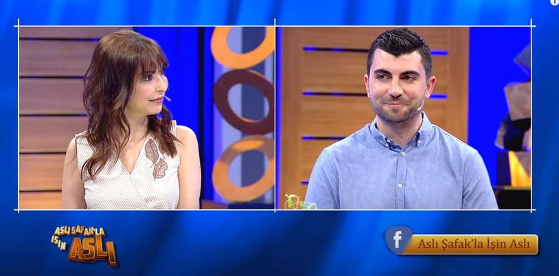 One of the TV Programs we attended – Aslı Şafak