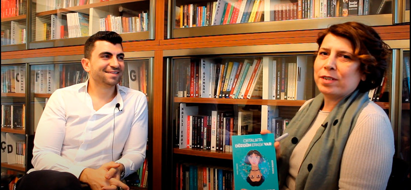 One of our interviews - Doğan Kitap
