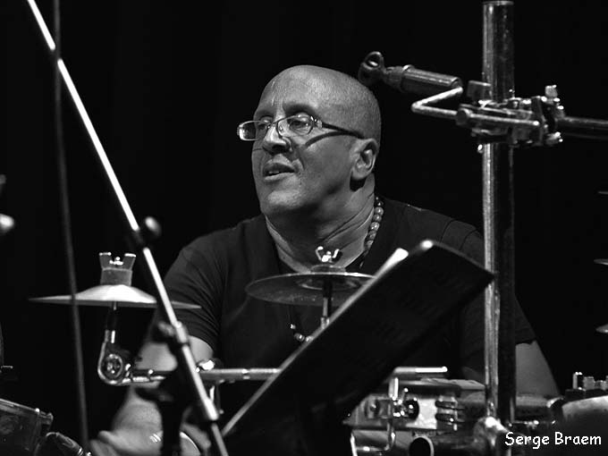 Jaco Largent (Percussions)