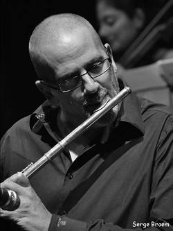 Hervé Gourdikian (Sax/Flûte)
