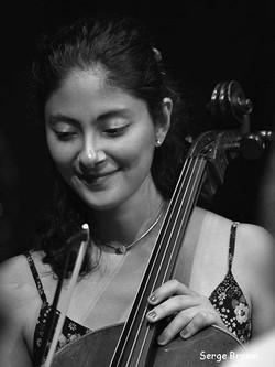 Cécilia Carreno (violoncelle)