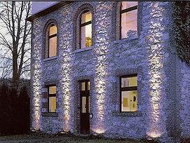 illumination de facade ales gard cevennes nimes