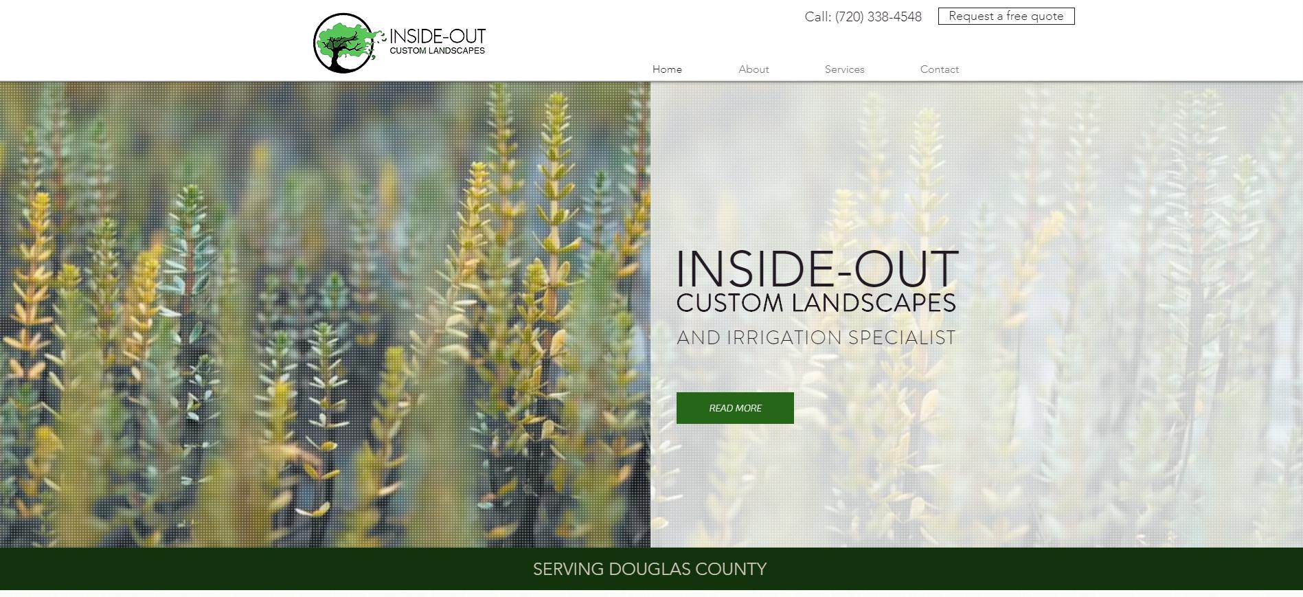 Inside-Out Custom Landscapes
