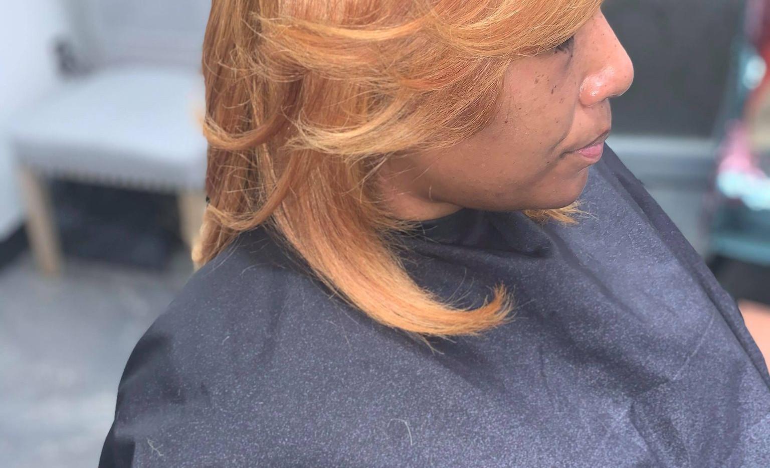 Blonde Transformation