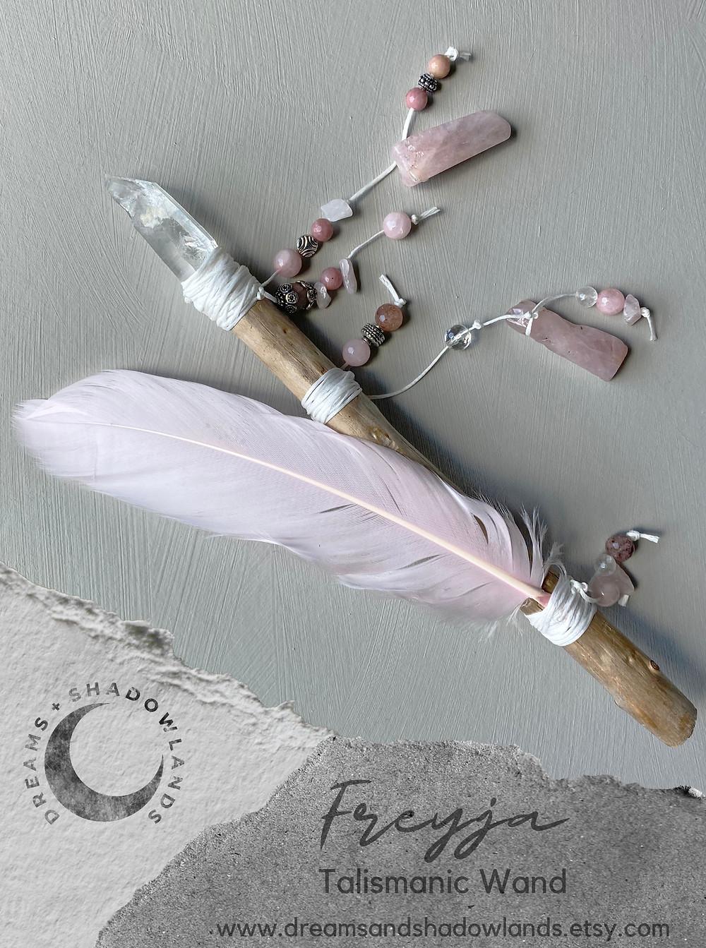 talismanic wand