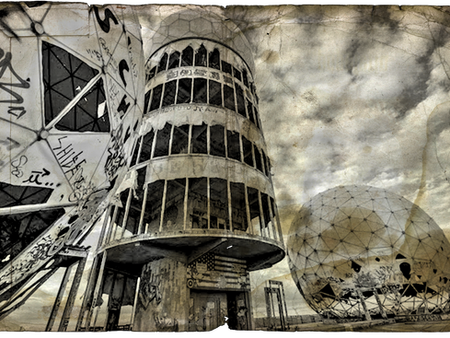 Abandoned Berlin: An Apocalyptic Dream