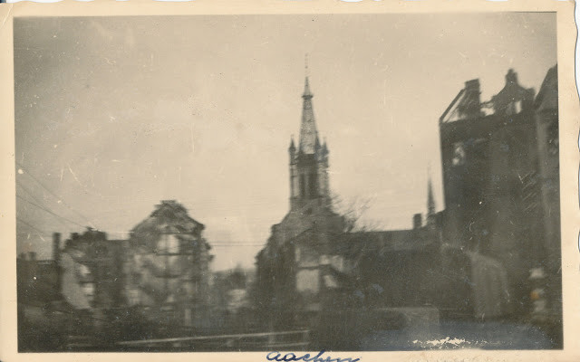 GI photo. Aachen, c. 1940s, Stuart Archive.
