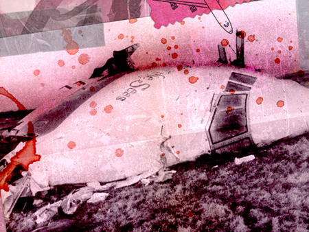 Collapse Trauma (Part 2): Lockerbie Bombing + Journal Entry of Processing Hans's Past Life Shadow