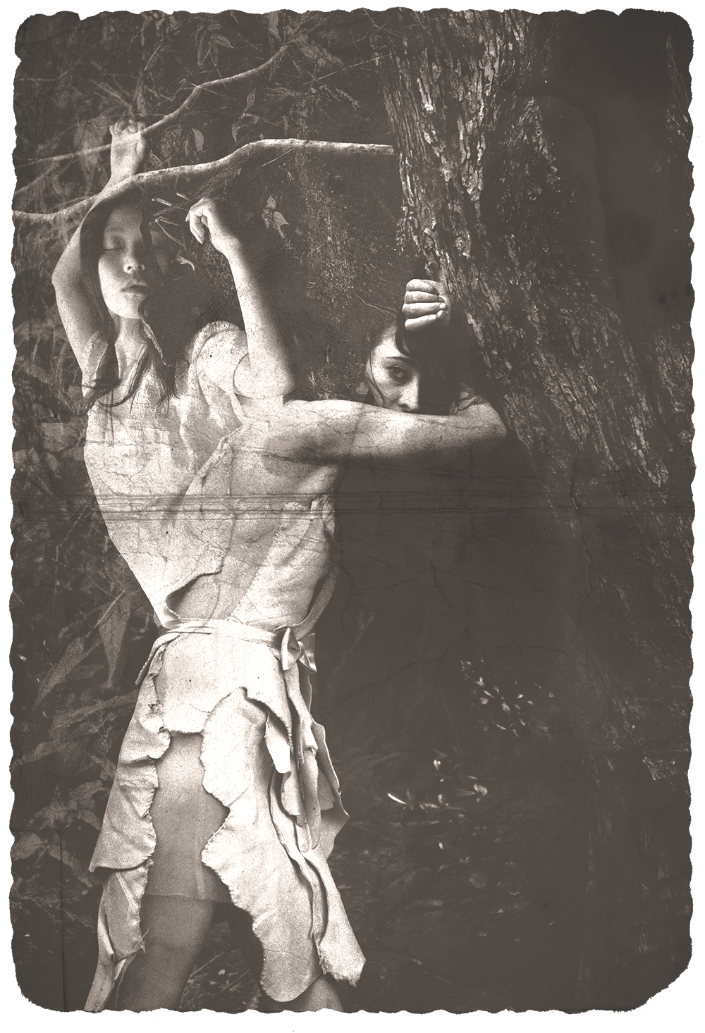 Unsplash photos digitally manipulated by Jacqueline Stuart