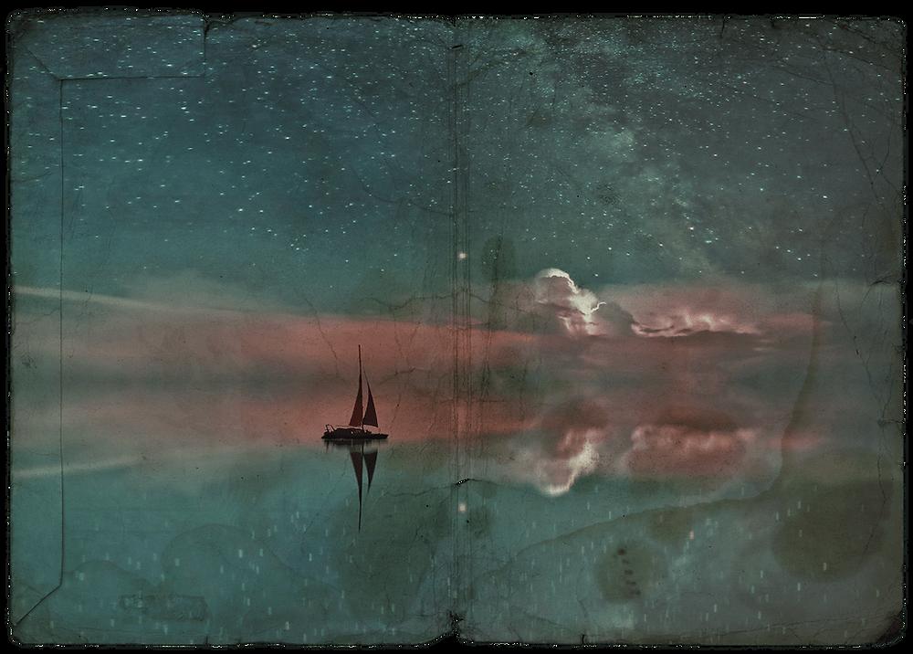 Dream Boat | Dreams and Shadowlands | Jacqueline Stuart