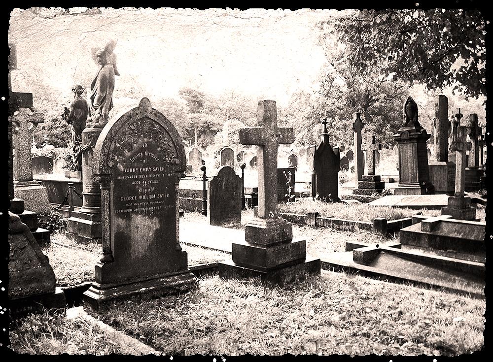 Brompton Cemetery, London   © 2011 Jacqueline Stuart