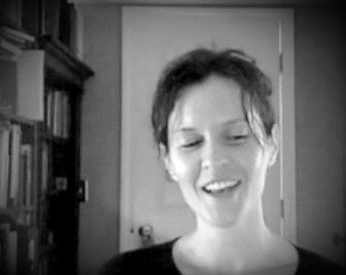 Jacqueline Stuart | Payton's Place | 4:50/10:00 | August 16, 2010 | Burlington, VT | Recalling my blissful experiences with Payton, unaware that the door behind me had slightly opened, as the hall light turned on during an uncanny and strangely time moment in the video