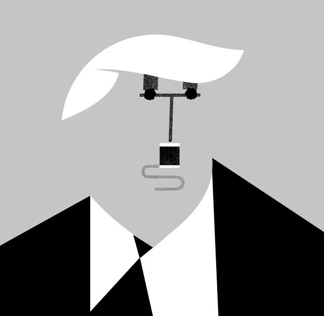 Illustration by Angus Greig, taken from The New York Times.