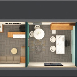 Diseño 3d Consultorio - 01