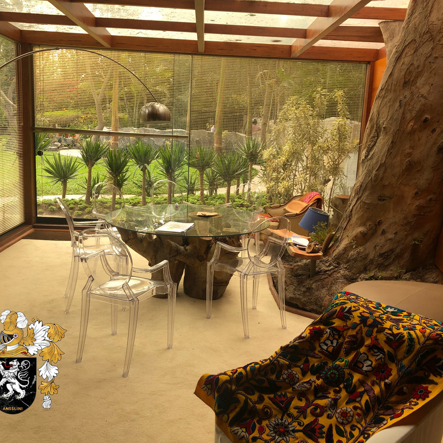 Canopy Interior