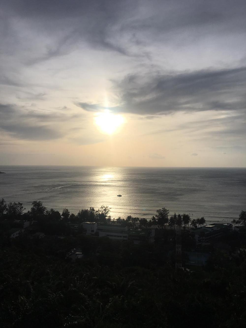 Sunset in Kata Phuket