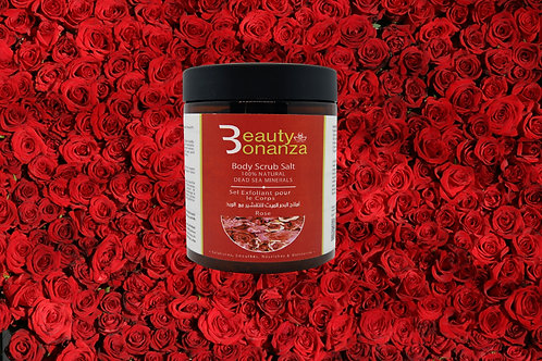 ROSE SCRUB WITH DEAD SEA MINERALS