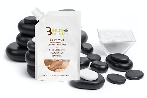 BODY MUD MASK WITH DEAD SEA MINERALS