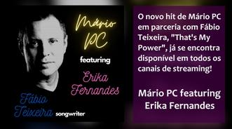MARIO PC FEATURING ERIKA FERNANDES