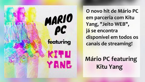 MARIO PC FEATURING KITU YANG