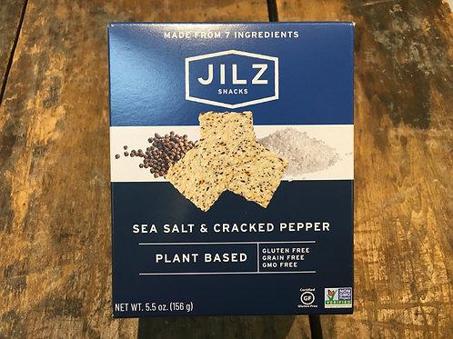 Crackers - Jilz-Sea Salt & Blk Peppers