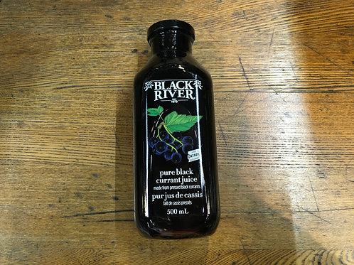 Juice - Black River - black currant 500 ml