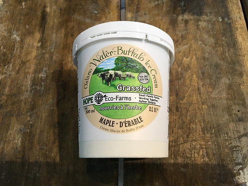 Water Buffalo Icecream-Maple-500ml