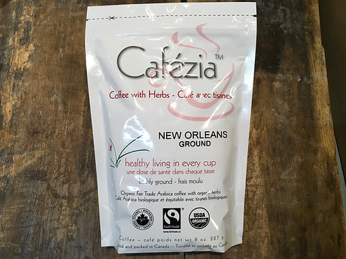 Coffee (Cafezia) New Orleans