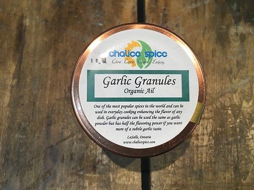 Chalice Spice-Garlic Granules