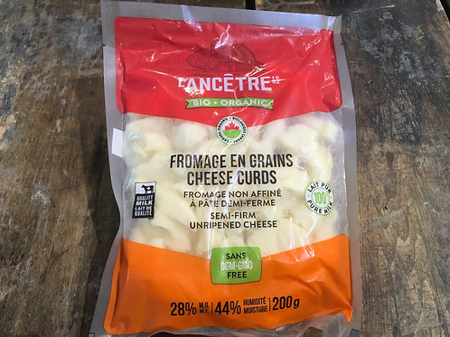 L Ancerte -Cheese Curds