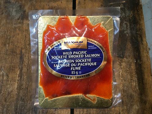 Fish Smoked Salmon/Pkg