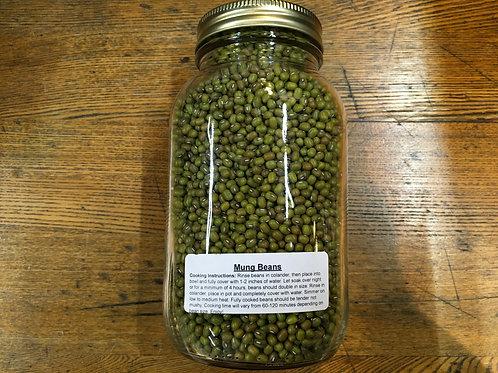 Beans- Mung (dried/1Lt jar)
