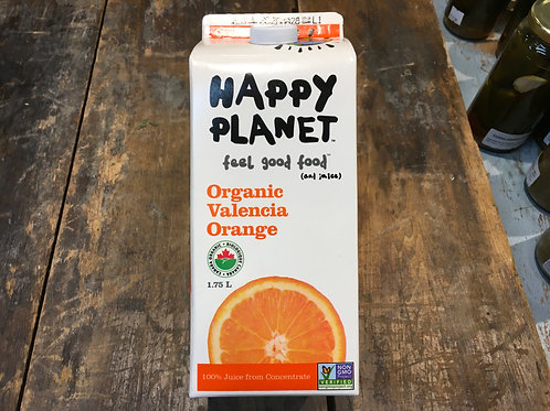 Juice Valencia Orange- Happy Planet