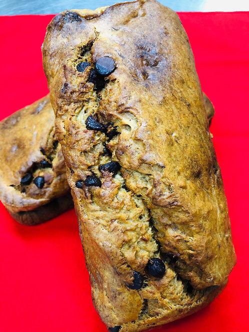 Sweetbread Banana/Chocolate Chip