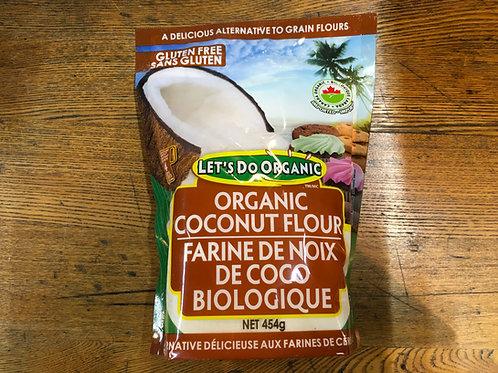 Coconut Flour-Lets Do
