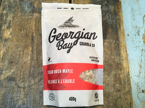 Granola Maple 400g - Georgian Bay