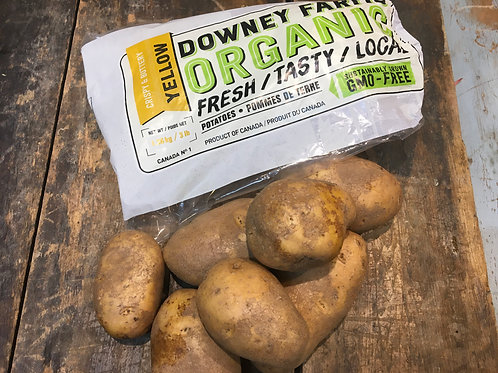 Potatoes Yellow (3Lb bag)