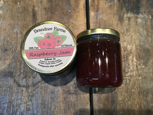 Farm Jams Raspberry 250ml