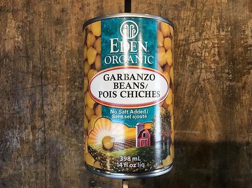 Beans Garbanzo-Eden